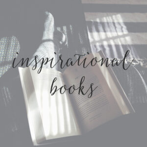 5 Must-Read Inspirational Books