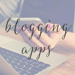 8 Blogging Apps