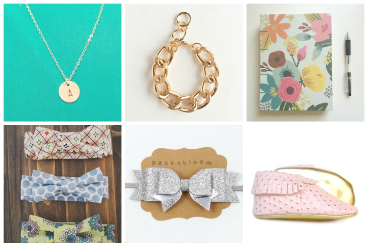 Sweet 6-Prize Giveaway for Mamas + Babies